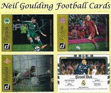 DONRUSS Soccer 2016 ☆ PICTURE PERFECT GOLD PARALLEL ☆ Football Cards #1 to #49