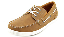 Unlisted Kenneth Cole Men's Power Boat Shoes Tan Bronceado Size US 9 M
