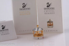 SWAROVSKI Crystal Moments MEMORIES Karussell CARROUSEL 171194