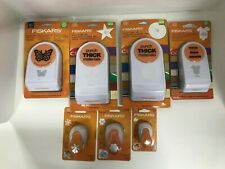 Fiskars Punch Butterfly Thick Circle Star Baby Outfit Snowflake Flower Leaf