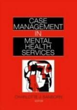 Case Management in Mental Health Services-ExLibrary