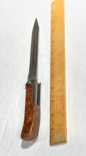VINTAGE VZ-58 CZECH BAYONET KNIFE *Very Nice Condition*