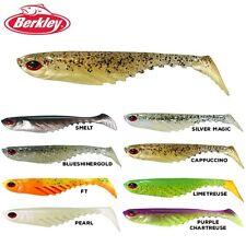 BERKLEY RIPPLE SHAD - 7cm 9cm 11cm - Bulk Bag 25 Pcs - All Colours
