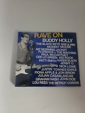 Various Artists - Rave On Buddy Holly CD Sealed ! New ! O2E