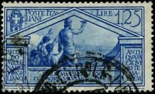 Italy 1930 stamps commemorative USED Sas 288 CV $16.50 180617280