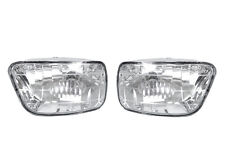 2002-2009 Chevy Trail Blazer Replacement Fog Light Lamp Set Pair Left + Right