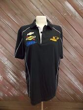 NikeGolf Shirt Panther Racing Team Dreamworks Turbo Dri-Fit Size M Black