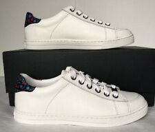 New Coach Style Porter FG1259  Women's Shoes Size 5 B White