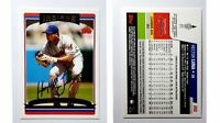 Hector Luna Signed 2006 Topps Update #83 Card Cleveland Indians Auto Autograph