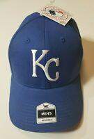 Kansas City KC Royals Adjustable Baseball Hat Cap NWT Fan Favorite MLB OFFICIAL