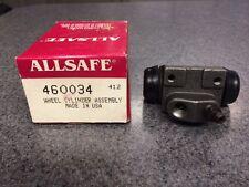 Allsafe Brake Wheel Cylinder 460034 Ford Escort Tempo Mercury Lynx Topaz