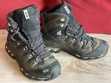 Salomon Gortex Ortholite Walking Boots Size 7 EU 40 2/3