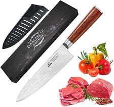 Professional Kitchen 8 inch Chef Knife 67 Layers VG-10 Damascus Steel Knife
