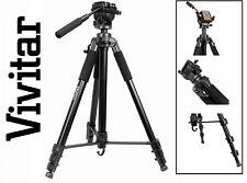 """82"""" Super Pro Tripod 3-Section With Case For Nikon D90 D3200 D60 D90 D5200 D3100"""