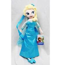"""Disney Frozen Elsa Plush Backpack Bag Doll Licensed by Disney 17"""" Tall Authentic"""