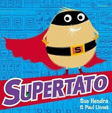 Supertato by Sue Hendra New Paperback Book
