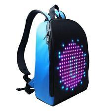 LED Screen Light Led Display Smart WIFI Version APP Control Computer Backpack