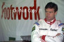 Derek WARWICK Footwork F1 verticale 1993 Fotografia