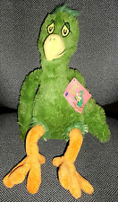 Dr Seuss~Oh Say Can You Say~Green Bird Kohl's Cares
