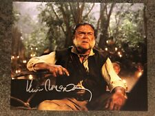 Kevin Mcnally Pirates Of The Caribbean Signed 8 X 10 Photo