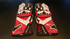 Michael Schumacher Ducati gloves signed