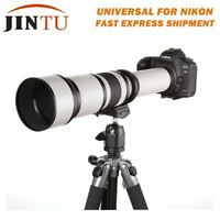 650-1300mm Telephoto Lens FOR NIKON D3400 D3300 D3200 D800 D7200 D5600 D7200