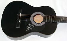 Cowboy Troy Autographed Signed Guitar Dual Cert JSA   AFTAL