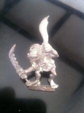 Orcs & Goblins Savage Orcs Warriors Metal Warhammer 80s OOP Games Workshop