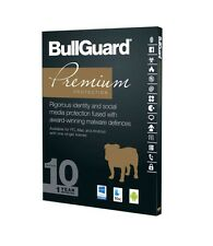 BullGuard Premium Protection 2017 1 ANNO 10 dispositivo di licenza APPLE IMAC MACBOOK
