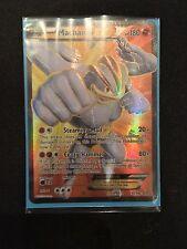 Machamp EX 90/98 Ancient Origins EX Full Art Pokemon Card *NEAR MINT*