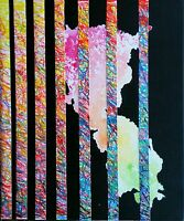 Silvano Annibali - Tecnica mista su tela, opera originale del 2018