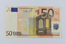 Billet de 50 euros - 2002 - Mario Draghi - Belgique - Z72973556559