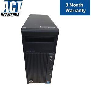 HP Z230 4TH Gen Core i7 4790 4C/8T 3.6Ghz 16GB Ram 256GB M.2 SSD W10 OnBoard GPU