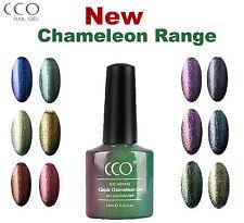 CCO UV LED NAIL GEL POLISH VARNISH SOAK OFF CHAMELEON RANGE 12 COLOURS FREE P&P