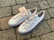 vintage converse made in Usa deadstock Chuck Taylor 90s 12