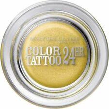 Maybelline Color Tattoo 24Hr Gel Cream Eyeshadow 75 24K GOLD