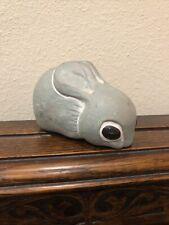 Isabel Bloom Bunny Rabbit Art Sculpture Statue / Figurine (Retired) Signed