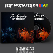Tee Grizzley - My Moment Mixtape (CD/Front/Back Cover)