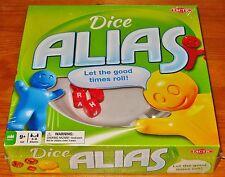 DICE ALIAS - Family Fun Dice Game NEW/SEALED/FREE SHIPPING/SHIPS INT'L! Yahtzee