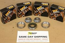 King Pin Bearing Race Seal Kit Dana 44 Ford F250 Small Ball Closed Knuckle