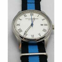 Stuhrling Men's b10753 Minimalist Design Dress and Casual Genuine Watch