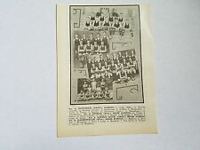 Disque Alabama High School Little Rock Arkansas Gainesville FL 1924 Basketball