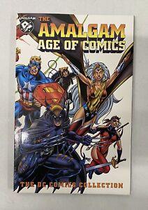 The Amalgam Age of Comics The DC Comics Collection TPB First Print