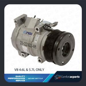 A/C AC Compressor Fits: 2007 - 2020 Toyota Tundra V8 5.7L / 10 -14 Tundra V8 4.6