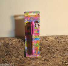 Lisa Frank 6 Color Pen School Supply NEW