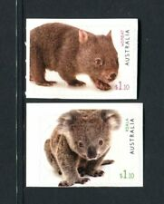 2019 Australian Fauna Ii - Muh Set of 2 Booklet Stamps
