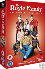 The Royle Family: The Complete Collection, Series 1-3 [BBC](DVD)~~~~~NEW SEALED