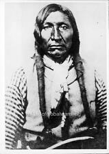 """Photo ca 1872 Arapaho Inidan Chief """"Yellow Bear"""""""