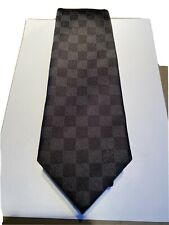 Genuine Louis Vuitton Mens Tie