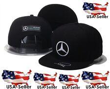 Lewis Hamilton Formula One F1 Mercedes Benz AMG Petronas Signature Hat Black